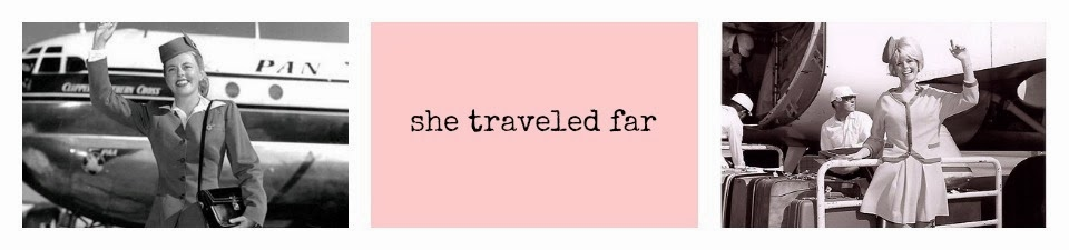 She Traveled Far