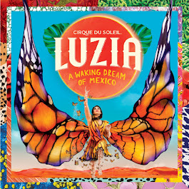 Congrats to Martha C, out of 440 entries, WINNER of 2 Tixs to Cirque du Soleil's LUZIA in Chicago!!