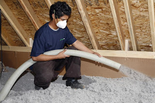 techniques for ceiling insulation