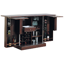 Cabinet Home Wine Bar Design Ideas