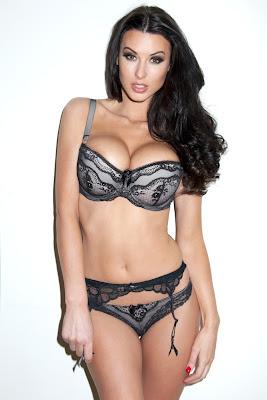 Alice Goodwin la mujer más sexy de Inglaterra