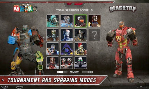 Real Steel HD v1.0.46 APK | Free Android Apps - Download APK