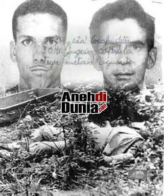 Kasus kematian misterius dua pemburu ufo
