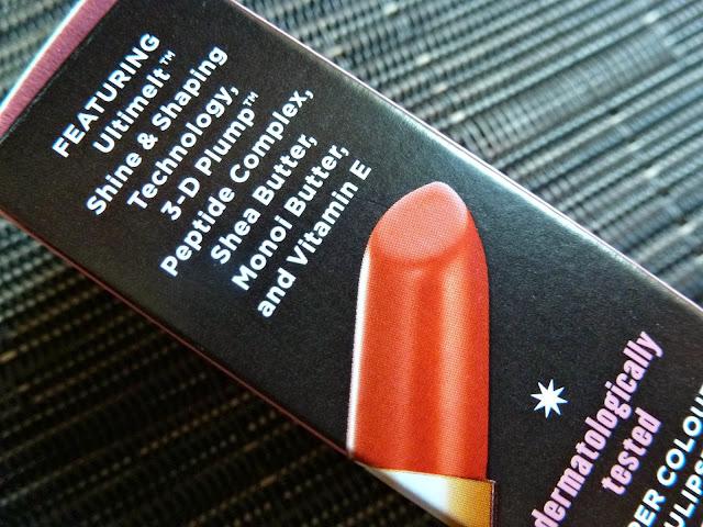 A picture of Soap & Glory Super-Colour Fabulipstick