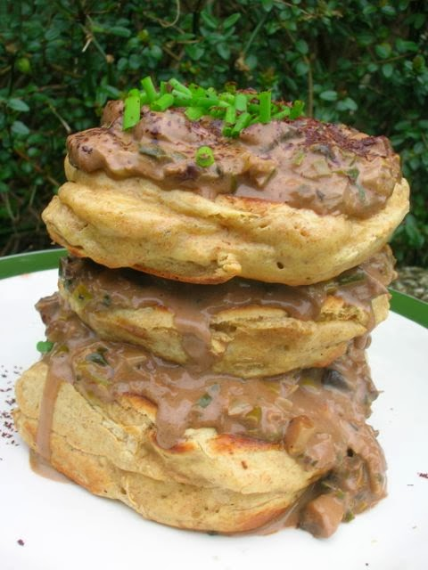 Savoury Pancake Sttack