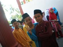 hari raya kat sekolah 2010