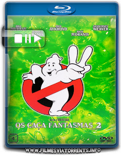 Os Caça-Fantasmas 2 Torrent - BluRay Rip 720p Dual Áudio