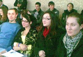 """Aspecte din timpul Concertului de la Liceul """"Victor Brauner"""", 29.XI.2011..."""