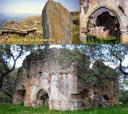 El Rincón de la Memoria: Ermita de Santiago (Alburquerque)