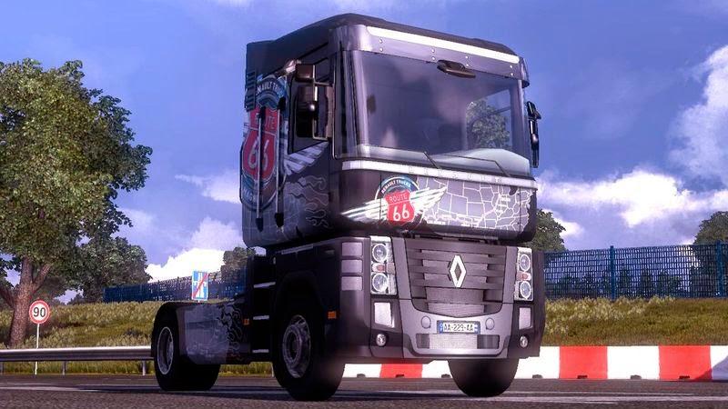 Euro Truck Simulator 2 v1.9.24.1 (castellano)