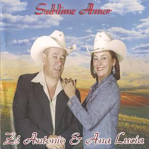 Zé Antonio e Ana Lúcia