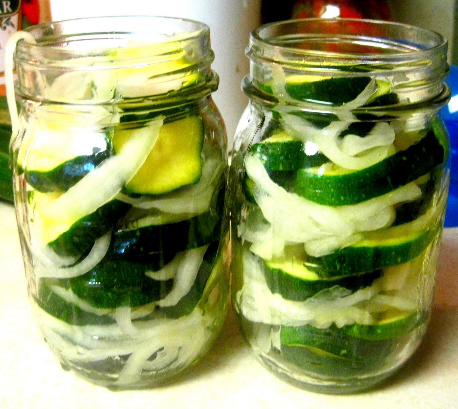 Zucchini Pickles Recipes — Dishmaps