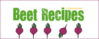 Tired of same-old abeit wonderful roasted beets? Find new inspiration in this collection of Beet Recipes from A Veggie Venture. Many Weight Watchers, vegan, gluten-free, low-carb, paleo, whole30 recipes from everyday to good for company.