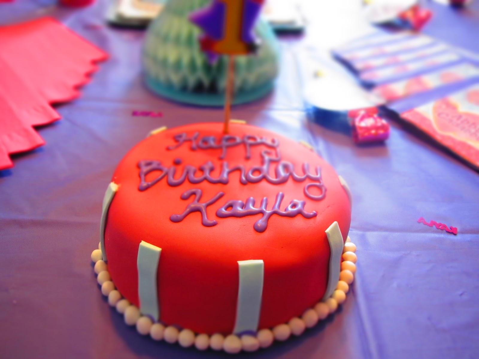 1st Birthday Smash Cake