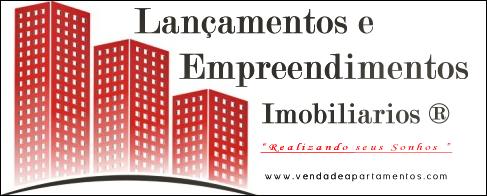 Lançamento e empreendimento imobiliario