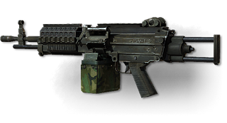 MK46 - Modern Warfare 3 Weapons