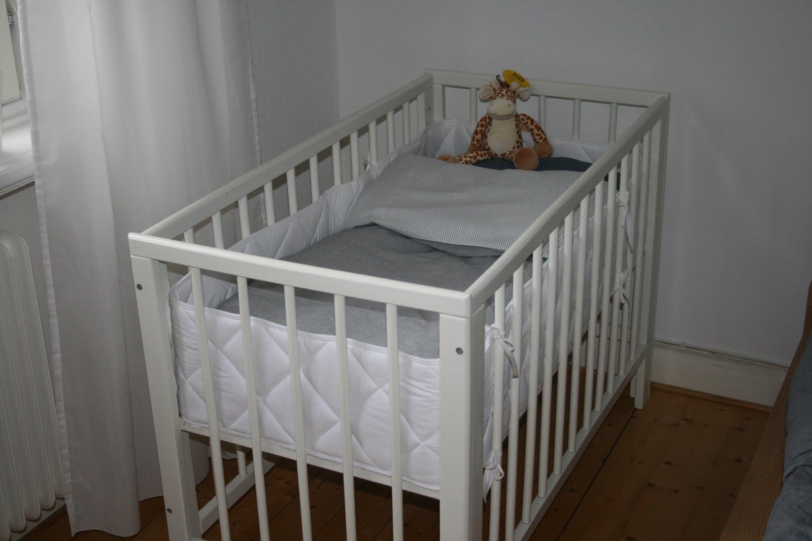 Idébancken: påslakanset till spjälsäng & sovrummet