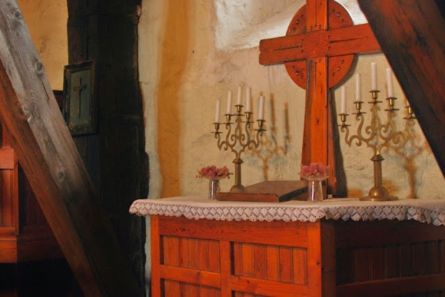 Utö - Majakan kappeli