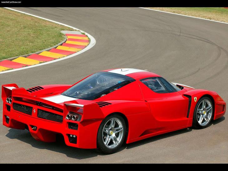 My Ferrari FXX