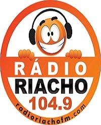 VOCÊ LEITOR ESTÁ OUVINDO A RÁDIO RIACHO FM