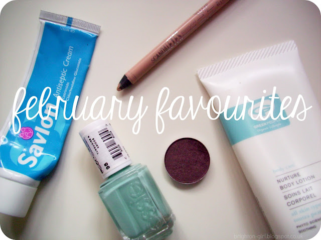 Image of February favourites