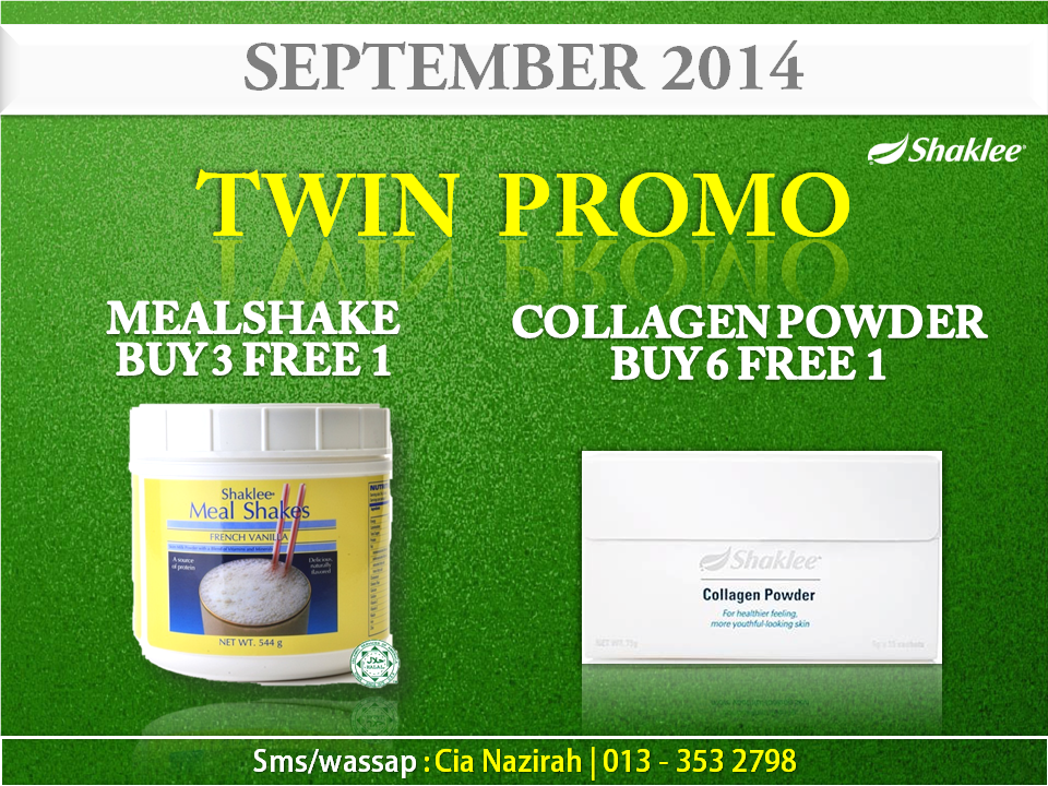 mealshake collagen shaklee