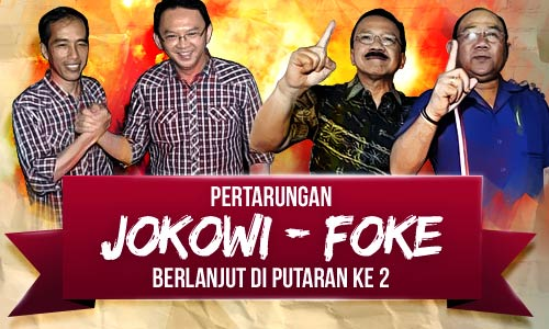 Jokowi vs Foke