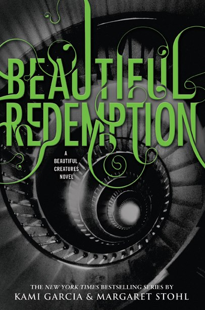 beautiful redemption book cover