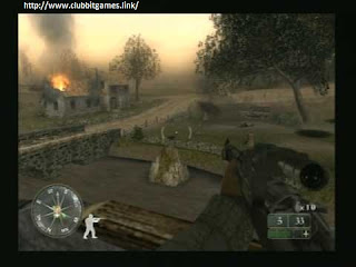 LINK DOWNLOAD GAMES Call of Duty 2 Big Red One ps2 FOR PC CLUBBIT