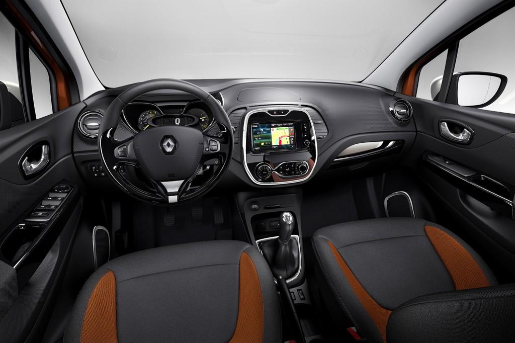 Nueva Renault Captur para el 2014 en Argentina y Brasil | Geek,