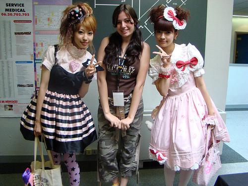 chicas kawaii
