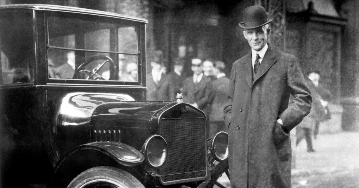Kisah sukses henry ford pendiri ford motor company for Henry ford motor company
