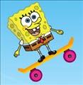 Spongebob Skateboard Skiil