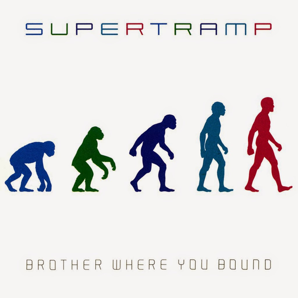 Supertramp - Brother Where You Bond
