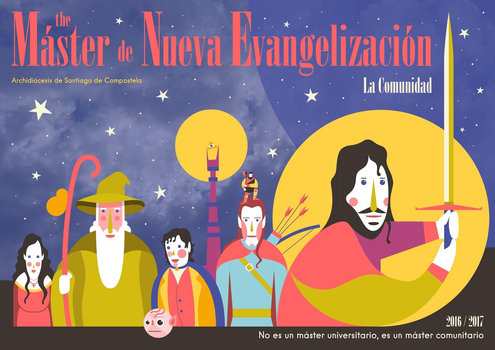 Master de Nueva Evangelización