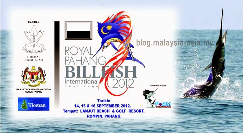 Royal Pahang Billfish International Challenge 2014