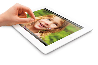 Apple iPad with Retina