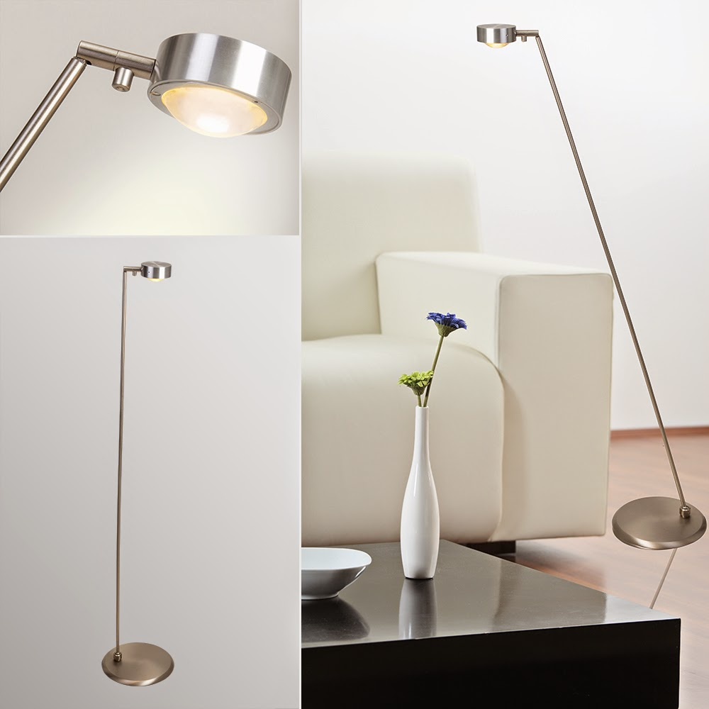 Tips voor interieurverlichting: vloerlampen; voor iedereen een ...