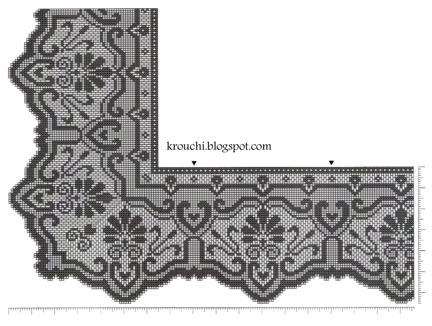 Kira Scheme Crochet September 2016 Flower Motif Motivos Hexagonales Pinterest Crocheted Set Of For Bedding
