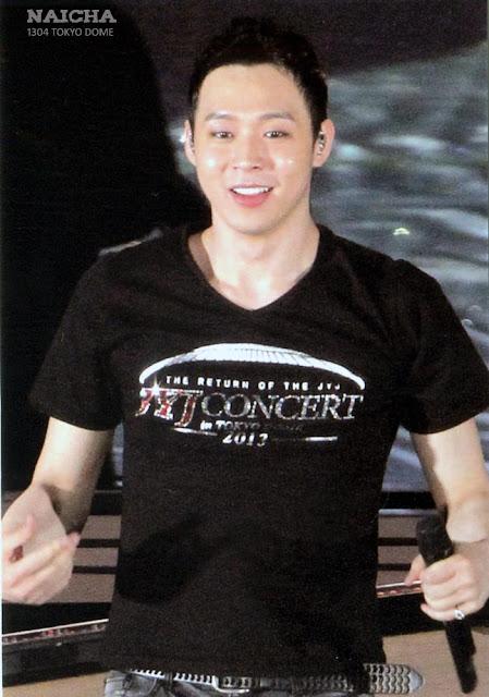 Yoochun Tokyo Dome Konser 15