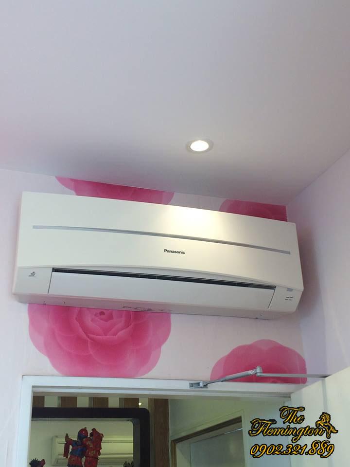 Cho thuê căn hộ Flemington giá rẻ diện tích 116m2 | Máy lạnh