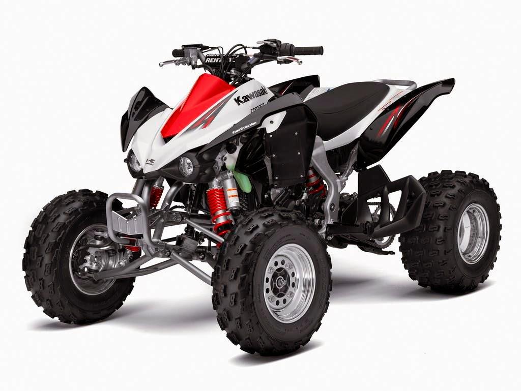 Kawasaki KFX 459 R ATV Price