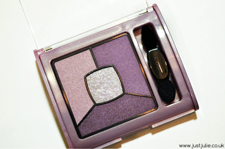 Bourjois Quad Smoky Stories Eyeshadow Palette In Mauve Again