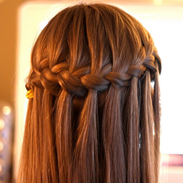 Beautiful Latest Hairstyles Collection 2014 For Young Girls Images HD ...