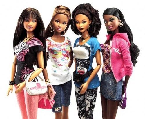 Fashionistas Barbie 2015 der normalen quot Barbie Welt quot