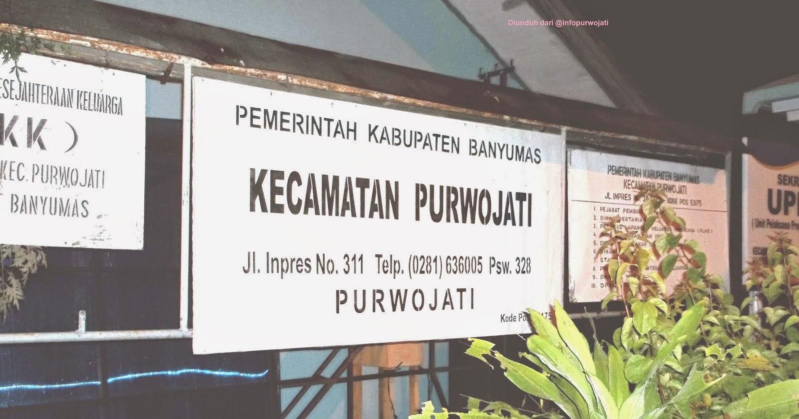 Kantor Kecamatan Purwojati