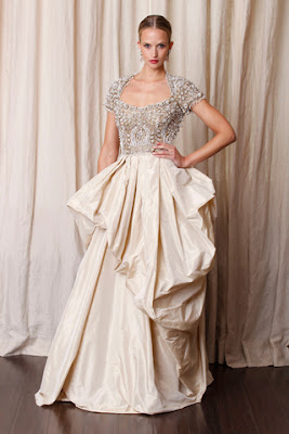 naeem khan prefall 2012 india fashion