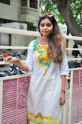 Colors Swathi photos at Tripura Movie Interview-thumbnail-14