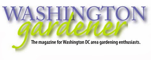 logo for Washington Gardener