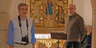 Altar da Capela de S. Tiago